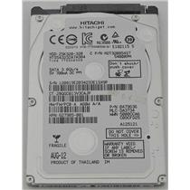"Hitachi Z5K320-320 2.5"" SATA 8MB 3.0Gb/s 320GB Slim HDD 5400RPM H2T320854S7"