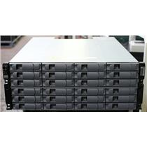 NetApp DS4243 Disk Shelf with 24x 3TB X308A-R5 SATA HDD, 2x IOM3 Controllers