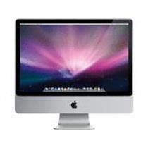 "Apple iMac A1225 24""- MB420LL/A Core 2 Duo 3.06GHz, 8GB Ram 1TB HDD OS 10.11"