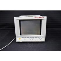Hewlett Packard M1277A Transport Portable Patient Monitor w/ Module Rack M1276A