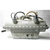 Varian Machlett Dynalyzer III High Voltage Unit X-Ray Generator Calibration