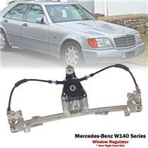 Rear Right Electric Power Window Regulator For Mercedes Benz S-Class W140 91-98