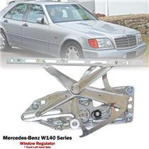 Front Left Electric Power Window Regulator For Mercedes Benz S-Class W140 91-98