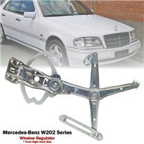 Front Right Electric Power Window Regulator For Mercedes Benz C-Class W202 94-97