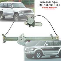 Front Left Electric Power Window Regulator Mitsubishi Pajero NH NJ NK NL 91-99