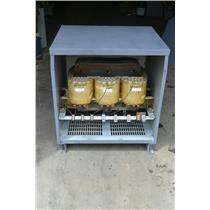 ACME 75 KVA Transformer, Pri: 480V, Sec: 120/208 Wye, ME-2-53314-15