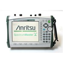 Anritsu MS2721B Spectrum Analyzer 9kHz to 7.1GHz Option Tracking Gen. & GPS Port