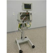 Bird VIP Sterling Model 15654 Ventilator w/ 15322 Monitor Emergency Respiratory