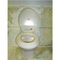 Boaters' Resale Shop of TX 1706 1155.45 SEALAND VACUFLUSH 4800 SERIES TOILET