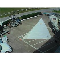 North Sails Mainsail w 36-10 Luff from Boaters' Resale Shop of TX 1703 2757.91