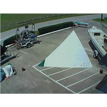 Roller Furling Mainsail w 41-3 Luff from Boaters' Resale Shop of TX 1703 2757.94