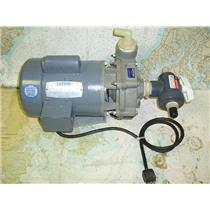 Boaters' Resale Shop of TX 1706 1741.07 LESSON 1/2 HP 115V WATERMAKER FEED PUMP