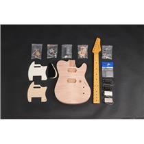 Buzz Feiten Gemini Blues Pro DLX Build Your Own Electric Guitar Kit #28431