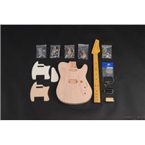 Buzz Feiten Elite Pro Build Your Own Electric Guitar Kit #28466