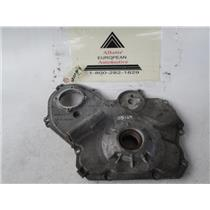 SAAB 03-07 9-3 engine timing cover 24450057