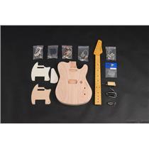 Buzz Feiten Elite Pro Build Your Own Electric Guitar Kit #28459