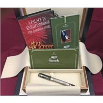 Montegrappa Harrods Knightsbridge Fountain Pen 1999 Limited Edition 20/500