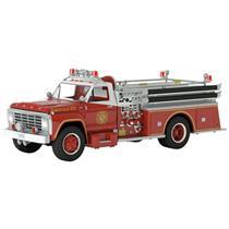 Hallmark Ornament 2017 Fire Brigade #15 - 1979 Ford F-700 Fire Engine - #QX9252
