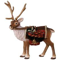 Hallmark Limited Ornament 2017 Father Christmas's Reindeer - #QXE3175