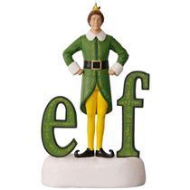 Hallmark Keepsake Magic Ornament 2017 Buddy The Elf - #QXI2422