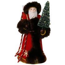 Hallmark Series Ornament 2017 Father Christmas #14 - Santa Claus - #QX9382