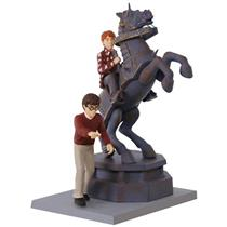 Hallmark Magic Ornament 2017 A Dangerous Game - Harry Potter - #QXI2962
