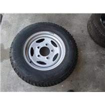 Land Rover Discovery 1 spare wheel and tire 16