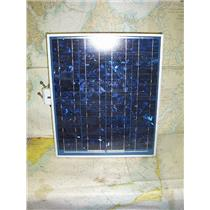 Boaters' Resale Shop of TX 1707 1242.05 BP SOLAR SX30U ARRAY ASSEMBLY & BRACKET