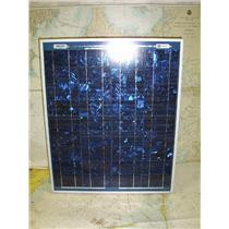 Boaters' Resale Shop of TX 1707 1242.04 BP SOLAR BP340U SOLAR ARRAY & BRACKET