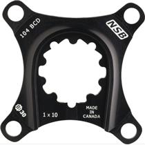 North Shore Billet Crank Spider 104bcd SS BB30