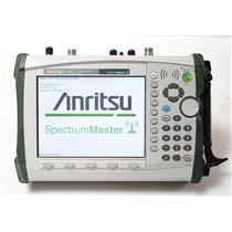 Anritsu MS2721B Spectrum Analyzer 9kHz to 7.1GHz Options 9/ 20/ 25/ 27/ 31/ 44