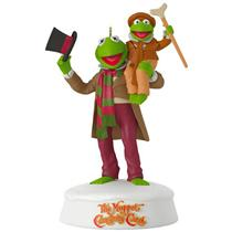 Hallmark Magic Ornament 2017 Muppets Christmas Carol - 25th Anniversary #QXD6262