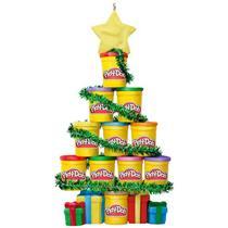 Hallmark Keepsake Ornament 2017 O Play-Doh Tree - Hasbro - #QXI1402