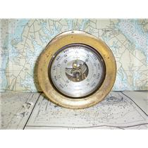 "Boaters' Resale Shop of TX 1707 2044.01 CHELSEA BOSTON 3-1/2"" BAROMETER"