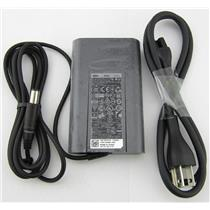 Genuine OEM Dell 19.5V 3.34A 65W Laptop Power Adapter w/Cord HA65NM130
