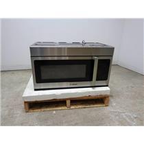 "BOSCH 300 HMV3053U 30"" LCD Display 1000 Watts Over-the-Range Microwave Oven"