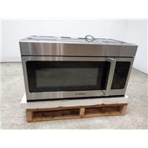 "BOSCH 300 HMV3053U 30"" 1000 Cooking Watts Over-the-Range Microwave Oven DETAILS"
