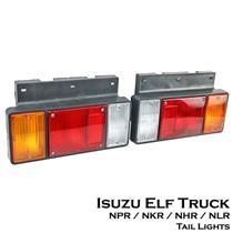 1 Pair Left + Right Rear Tail Light Fit Isuzu Elf Truck NPR NKR NHR NLR 86++