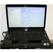 "Dell Inspiron 1545 15.6"" Pentium Dual Core 2Ghz 2GB 160GB ChromeOS Laptop Blue"