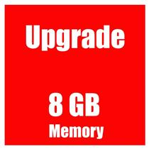 Memory Upgrade 8GB
