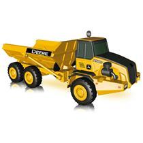 Hallmark Keepsake Ornament 2014 John Deere 250D Dump Truck - #QXI2683