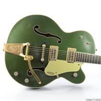 1958 Gretsch 6196 Country Club Electric Guitar w/ Bigsby & Original Case #29666