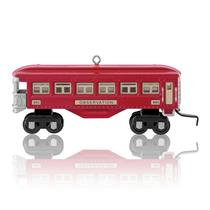 Hallmark Keepsake Ornament 2014 Lionel 601 Observation Car - #QXI2583-SDB
