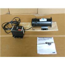3/4 HP Adjustable Speed Motor 1750 Nameplate RPM 90 Voltage Frame 56C W/Control
