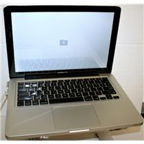 """APPLE MacBook Pro 8,1 2.4GHz i5 2nd Gen 13.3"""" MD313LL A1278 Late 2011 SOLD AS IS"""