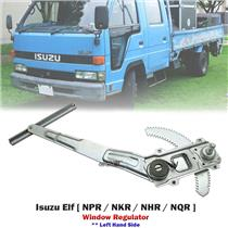 Front Left LHS Manual Window Regulator For Isuzu Elf Truck NPR NKR NHR 1985-93