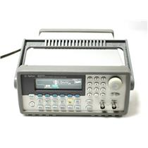 Agilent / HP 33250A 80 MHz Function / Arbitrary Waveform Generator