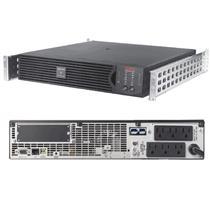 APC SURTA1500RMXL2U On-Line Smart-UPS 1500VA 1050W 120V Rackmount Power Backup