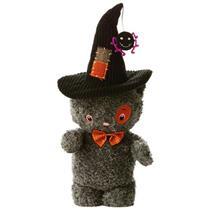 Hallmark Halloween Techno Plush 2017 Stitch the Cat - Sound & Motion - #LPR1404
