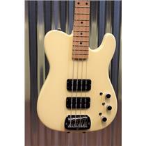 G&L Guitars USA ASAT Bass 4 String Vintage White & Case 2016 #8995